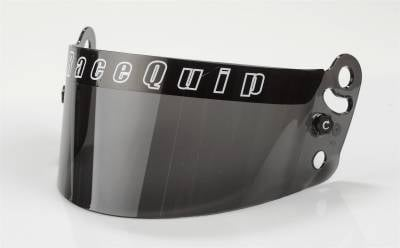 Safety & Seats - Helmet Shields & Accessories - Racequip - Racequip SA2015 Replacement Shield-Dark Smoke