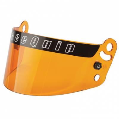 Racequip - Racequip SA2015 Replacement Shield-Amber