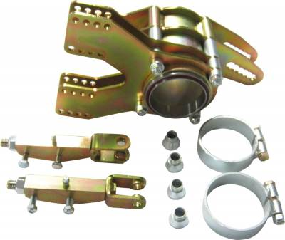 Suspension & Shock Components - Birdcages & Parts - Right Foot - Right Side Victory Birdcage