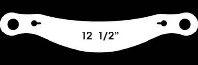 "Racing Optics Inc - Speedstack  12-1/2"" Button Center-Bell GTX-2/GP-2/ Infusion EV/ GP 2K/GP.2 CMR and Zamp  -1 Sleeve of 30"