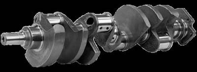 Scat - Forged 4340 Standard Weight Crankshafts 350 main journal size; 3.75 rod stroke; 6.0 length