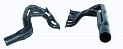 Headers & Exhaust  - Circle Track Headers - Schoenfeld - Modified Long Tube Design