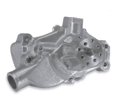 "Cooling - Water Pumps - Stewart Components - Stewart Stage 2 Short Style Water Pump w/ 5/8"" Shaft"