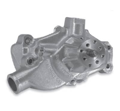 "Cooling - Water Pumps - Stewart Components - Stewart Stage 2 Short Style Water Pump w/ 5/8"" Shaft"