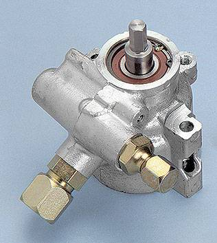 Steering - Power Steering Pumps & Accessories - Sweet Manufacturing - Sweet Aluminum Power Steering Pump 1300psi