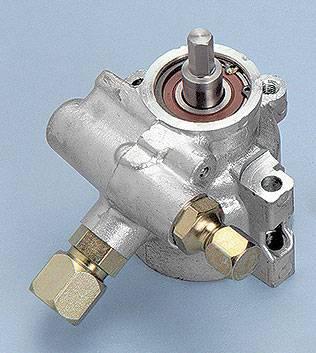 Steering - Power Steering Pumps & Accessories - Sweet Manufacturing - Sweet Aluminum Power Steering Pump 1300psi