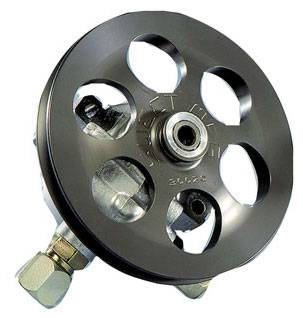 Steering - Power Steering Pumps & Accessories - Sweet Manufacturing - Sweet Power Steering Pump with V-Belt Pulley