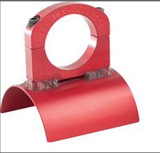 Steering - Bracket Kits & Reservoirs - Sweet Manufacturing - Sweet Manufacturing 301-30089 Clamp On Tank Bracket 1 1/2""