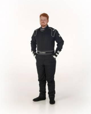 Ultra Shield Race Products - Ultra Shield - Medium Jacket - BLACK 3012-01