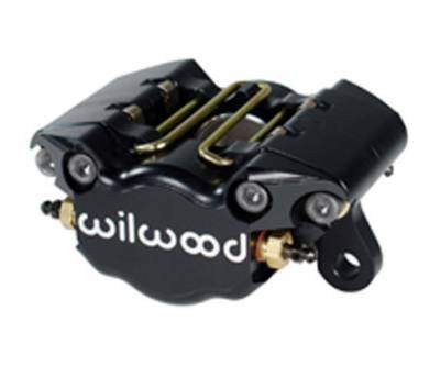 "Brakes - Brake Calipers - Wilwood - Wilwood 120-9689 Narrow Dynapro Single .038"" Rotor 1.75"" Piston"