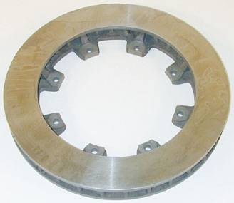 "Wilwood - Wilwood 160-0483 Ultralite Vented HP11.75"" Brake Rotor 8 Bolt Racing 1.25"" Thick"
