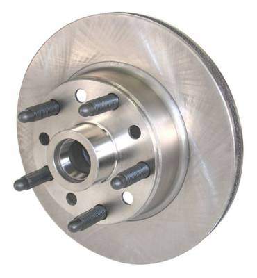 "Wilwood - Wilwood 160-9240 10.15"" HP Front Pinto Mustang II Brake Rotor 5X5 Bolt Pattern"