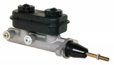 Brakes - Master Cylinders - Wilwood - Wilwood 260-4894 Tandem Master Cylinder, 1-1/16 Inch Bore