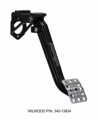 Brakes - Brake & Clutch Pedal Assemblies - Wilwood - Swing Mount Clutch Assembly WIL 340-13834