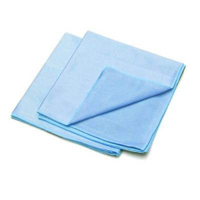 Car Detailing - Interior Care - Adams Premium Car Care - Microfiber Glass Towel-2 Pack