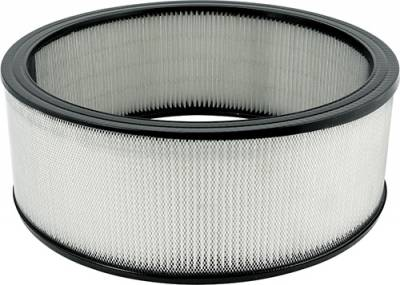 """Air Filters & Cold Air Intakes - Air Filters - AllStar Performance - 14""""x 5"""" Performance Paper Air Filter"""