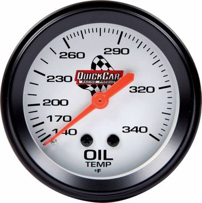 Quick Car - QuickCar Oil Temperature Gauge