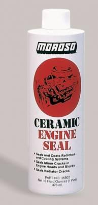 Cooling - Coolant Additives - Moroso - Moroso Ceramic Engine Sealer