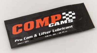 Oil, Fuel, Fluids, & Cleaners - Engine Assembly Products - Comp Cams - 5 /8 Ounce Cam & Lifter Installation Lube