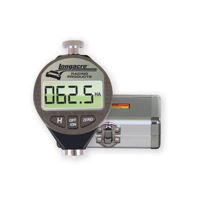 Longacre - Digital Durometer With Case