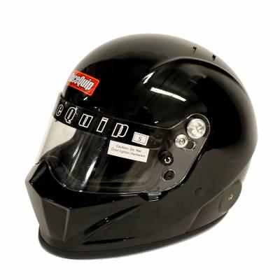 Racequip - Racequip Vesta SA-2015 Helmet | Gloss Black 2X-Large