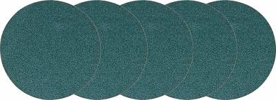 """Circle Track - Tire Tools & Accessories - AllStar Performance - 8"""" Sanding Discs  5-Pack"""