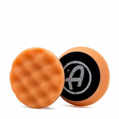 "Adams Premium Car Care - 4"" Orange Foam Pad 2 Pack"