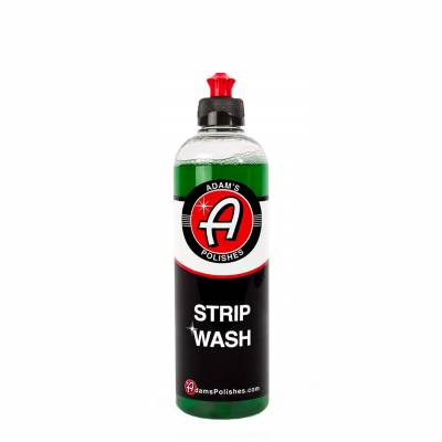 Adams Premium Car Care - Strip Wash-16 Ounce