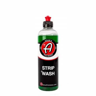 Car Detailing - Car Wash - Adams Premium Car Care - Strip Wash-16 Ounce
