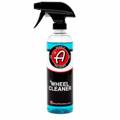 Car Detailing - Wheel, Trim & Tire Care Products - Adams Premium Car Care - Wheel Cleaner-16 Ounce