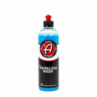 Adams Premium Car Care - Rinseless Wash-16 Ounce