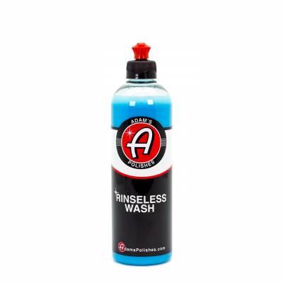 Car Detailing - Car Wash - Adams Premium Car Care - Rinseless Wash-16 Ounce