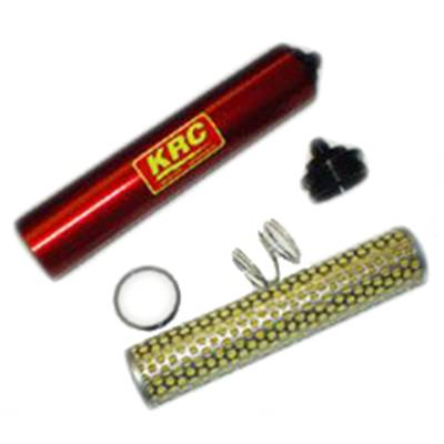 Fuel System & Components - Fuel Filters - Kluhsman Racing Components - #6 LONGINLINE FUEL FILTER