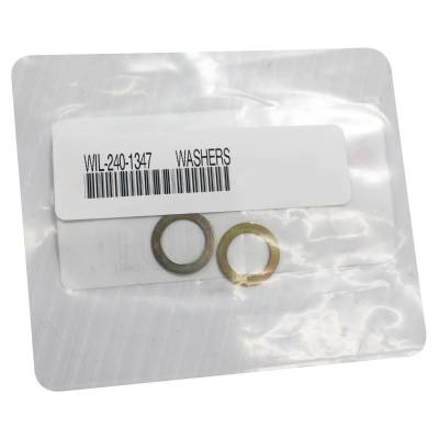 "Brakes - Brake Accessories - Wilwood - Wilwood Brakes Steel Washers 240-0235 .375"" ID"
