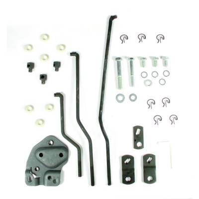 Transmission & Drivetrain - Shifters & Components - Hurst - Hurst 3733157 Competition Plus Shifter Installation Kit