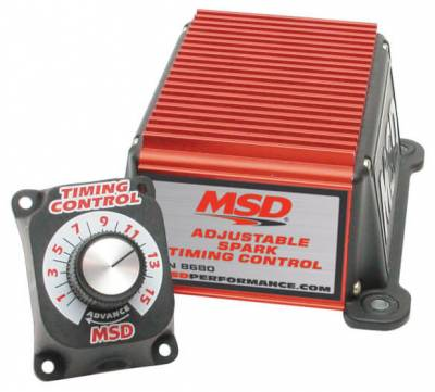 MSD - MSD 8680 Adjustable Timing Controls