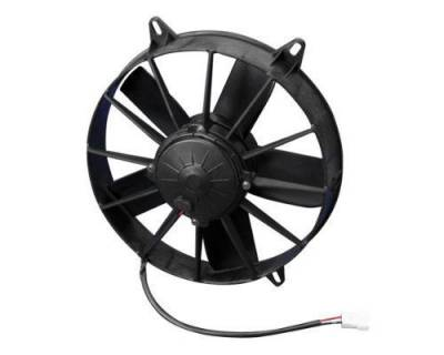 "SPAL - SPAL 30102040 11"" Paddle Blade HP Electric Cooling Fan Pusher"