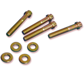 Cooling - Water Pumps - Stewart Components - Small Block Chevy Long Water Pump Bolt Kit