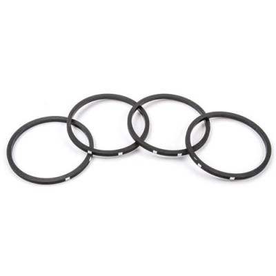 "Wilwood - Wilwood 130-2655 Brake Caliper Rebuild O-Ring Seal Kit - 1.75"" Kit (4Pk)"
