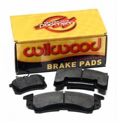 Brakes - Brake Pads - Wilwood - Wilwood 15B-5939K Superlite Polymatrix Brake Pad Set - 7420 B Type