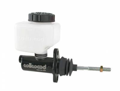 "Brakes - Master Cylinders - Wilwood - Wilwood 260-10375 Compact Remote-Mount Brake Master Cylinder Kit 1"" Bore 10oz Reservoir"