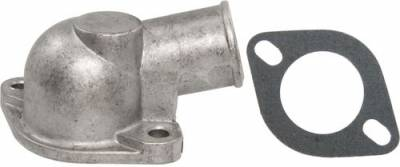 Cooling - Water Necks & Housings - KMJ Performance Parts - Double Pass Radiator Thermostat Housing