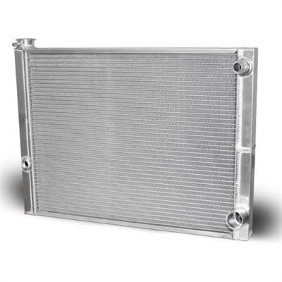 Cooling - Radiators - AFCO - AFCO 80184NDP-16 Dirt Modified Lightweight Double Pass Radiator