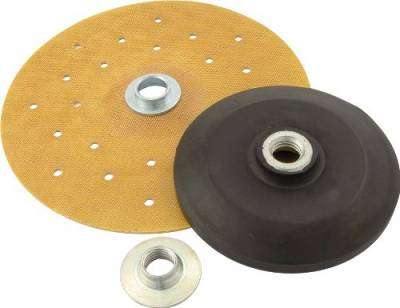 "AllStar Performance - 7"" Backing Pad Kit for Prepping Tires"