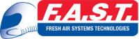 "Fresh Air Systems Technologies - 4"" Replacement Air Filter for F.A.S.T. Helmet Blower Systems"