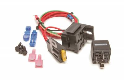 Ignition & Electrical - Wiring Harnesses, Relay Kits, Etc. - American Autowire - American Autowire 500838 Hi-Beam Enhancement Kit 2003-2004 GM Truck