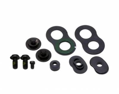 Safety & Seats - Helmet Shields & Accessories - Bell Racing - Bell Racing 2005742 SRV Pivot Style SA2005 Shield Repair Kit