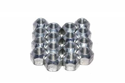 "Valvetrain & Camshaft Components - Rocker Arms - Comp Cams - Comp Cams 1400N-16 Rocker Arm Nuts for Roller Tip Rockers 3/8""-24 Stud (Set of 16)"