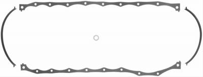 Engine Gaskets - Oil Pan Gaskets - Fel-Pro Gaskets - Fel-Pro 1811 Ford 351C/351M-Ford Oil Pan Gasket Set