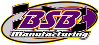 "BSB Manufacturing - BSB Manufacturing 3038 Lock Ring-Fits 3"" Tube-3/4"" Thick"